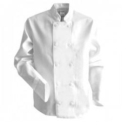 Veste cuisine Grande Taille 100% coton