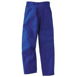 Pantalon de travail grande taille 100% coton