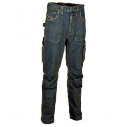 Pantalon de travail jean été Cofra