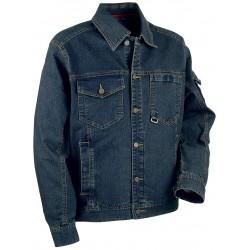 Blouson de travail jeans