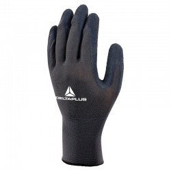 Gants tricot enduit latex gris lot de 12
