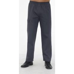 Pantalon de travail mixte ceinture élastique Milo