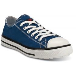 Chaussures de sécurité toile renforcée FTG Blues Low