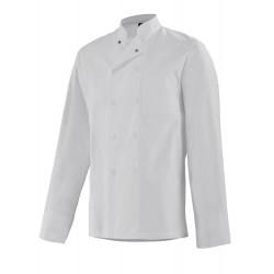 Veste de cuisine ML 100% coton