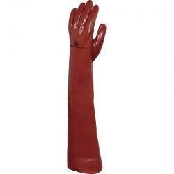 Gants PVC rouge L 600