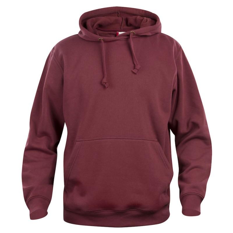 Sweat shirt Mixte Clique Basic Hoody PROVET