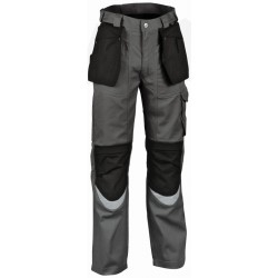 Pantalon de travail BRICKLAYER Anthracite