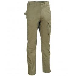 Pantalon de travail Cofra KALAMATA Beige