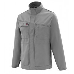 Blouson de travail Work Collection gris